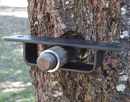 Дом на дереве крепления