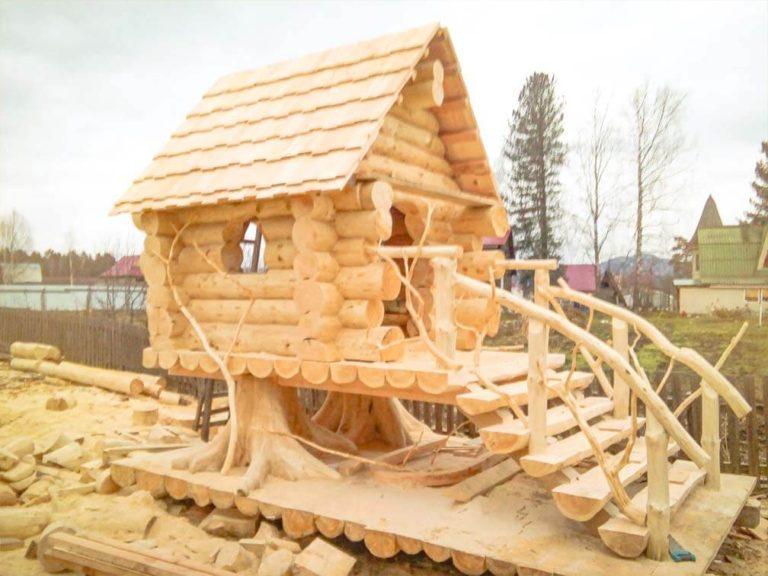 дом на дереве купить