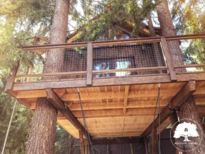 домик на дереве купить проект