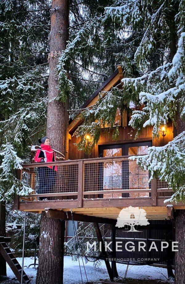 дом на дереве пит нельсон